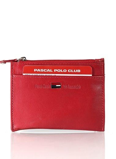 Hakiki Deri Kartlık Polo Racouet Club